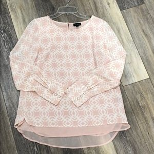 Limited pink blouse- size M